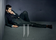 『2012年を輝せたタレント』のソン・ジュンギ、セクシーなグラビア公開『W Korea』