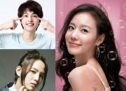 最も共演してみたい男優はソン・ジュンギとチャン・グンソク?! セクシー女優キム・アジュン