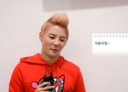 JYJ ジュンス、金髪&赤パーカーで素敵な魅力を披露『THE JYJ』ティーザー映像