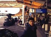 """俳優チョンウ、米サンフランシスコで近況を伝える """"いつも応援してくれてありがとう"""""""
