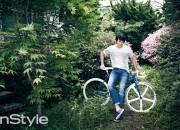俳優チュウォン、「InStyle」6月号でメルヘンあふれるグラビアを公開