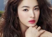 ソン・へギョ、コスメブランドの「ラネージュ(LANEIGE)」広告に登場!、美しい唇を見せる!
