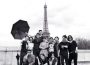 ソン・ヘギョ&カン・ドンウォン、フランス・パリでのグラビア撮影現場がキャッチ