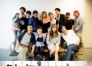 チョ・インソン&コン・ヒョジン&EXO D.O.ら、「大丈夫、愛だ」最後の台本読み合わせ現場で全員集合!