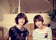 日韓「のだめ」が出会った?シム・ウンギョン&上野樹里、仲睦まじいツーショットを公開!