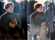 """「キルミ・ヒールミ」の撮影現場写真が公開へ  """"厳しい寒さにも関わらず笑顔を忘れないチソン"""""""