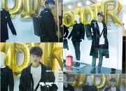 "JYJ ジェジュン、ブランド「モルダー」1周年イベントでマネキンにサプライズ変身!""爆発的な反応"""