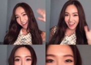元少女時代 ジェシカがインスタグラムを開設!動画でファンに向けて「みな、アンニョ~ン」と挨拶