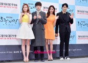 コミカルなロマンス。tvNドラマ『ホグの愛』製作発表会【写真】