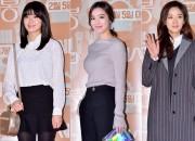 ナム・ジヒョン、イ・ソヨン、イ・ジョンア、映画『セ・シ・ボン』VIP試写会に出席【写真】