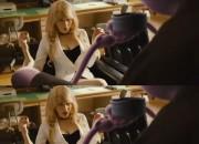 元KARAの知英(ジヨン)、「暗殺教室」予告編で胸元を大胆にはだけセクシーさをアピール