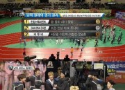 TEENTOP&100%、「アイドル陸上大会」 男子 400mリレーで金メダル