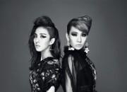 G-DRAGON&SOL、2NE1のCL&ダラが「最高の友情コンビ」に認定!