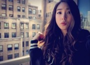 少女時代 ティファニー、米ニューヨークでの近況公開