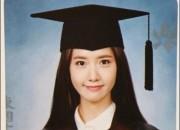 少女時代 ユナの大学卒業写真が話題へ