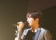"""ジョン・ヨンファ 初の日本ソロライブ「JUNG YONG HWA 1st CONCERT in JAPAN """"One Fine Day""""」スタート!"""