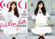 少女時代 ユナの爽やかな春のグラビアが公開へ!「CeCi」韓国・中国版のカバーを飾る