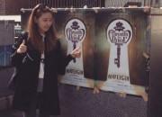 少女時代 スヨン、ミュージカル「スルーザドア」出演中の姉チェ・スジンを応援!