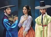 日本初放送ドラマ紹介, 朝鮮時代を背景に繰り広げられるファンタジー時代劇, 夜を歩く士
