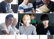 super, juniorイェソン、チ・ヒョヌら参加。新ドラマ, 錐, 台本読み合わせ会場公開。