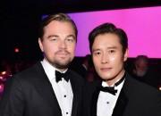 イ・ビョンホン、ディカプリオ、華麗なる韓米スターのツーショット写真公開